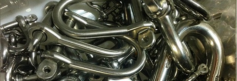 Stainless Steel Hardware and Fittings