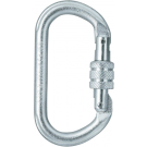 Skylotec Steel Oval Twist Gate Carabiner H-037