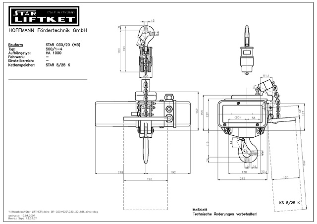 03020mbeinstrha page 001 chainmotor liftket , motor , hoist , chainmotor , liftket , 1t star liftket wiring diagram at suagrazia.org