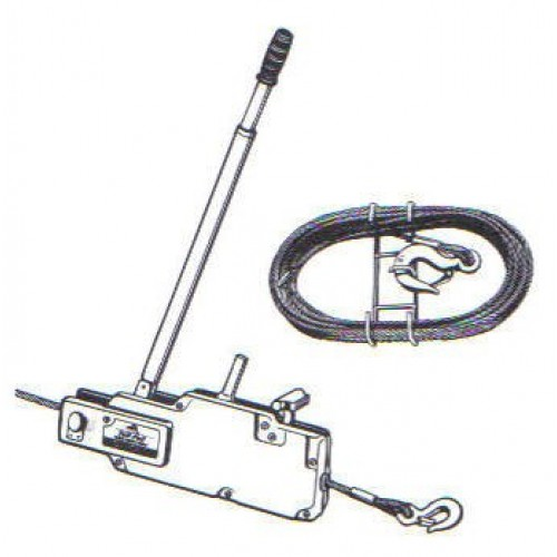 Wire Rope Hoist Pullers