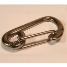 Stainless Steel Asymmetric Spring Hook