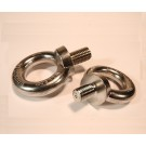 Stainless Steel Load Rated Eye Bolts